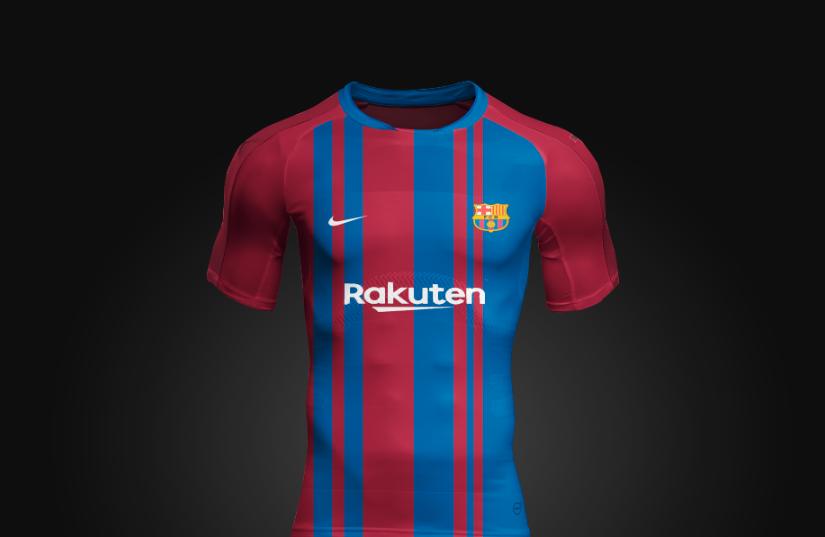 Fc Barcelona Kit 2019 Seasons Footballdev Free Design Download