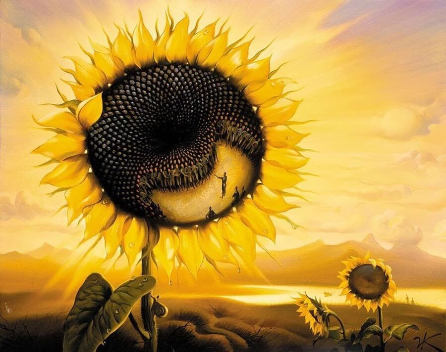 07-Planet-Sunflower-Vladimir-Kush-www-designstack-co