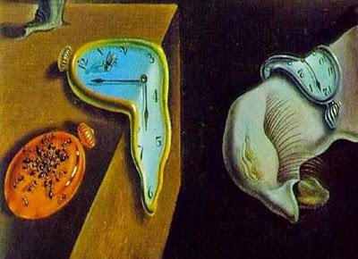 Resultado de imagen de dali relojes blandos