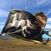 Flag of Rohan