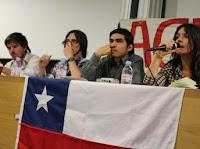 Líderes estudiantiles chilenos anuncian paro nacional el 28 de junio