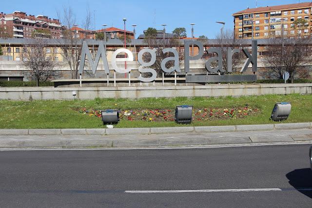 Centro comercial Megapark