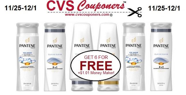 http://www.cvscouponers.com/2018/11/CVS-FREE-Pantene-Shampoo-Conditioner.html