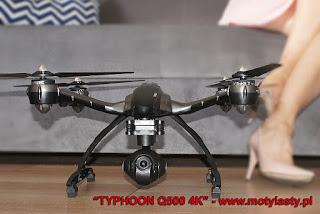 YUNEEC TYPHOON Q500