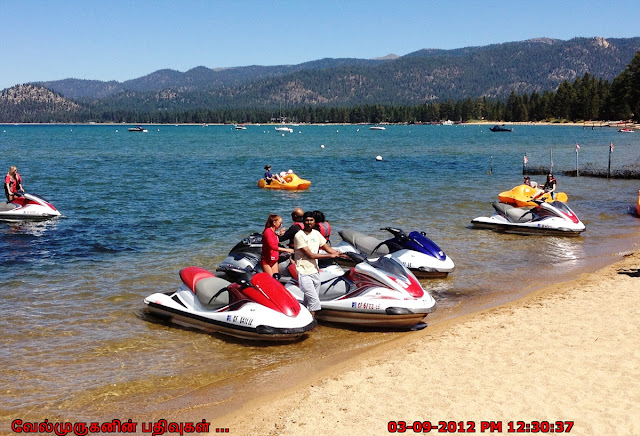 Lake Tahoe Jetski Tours