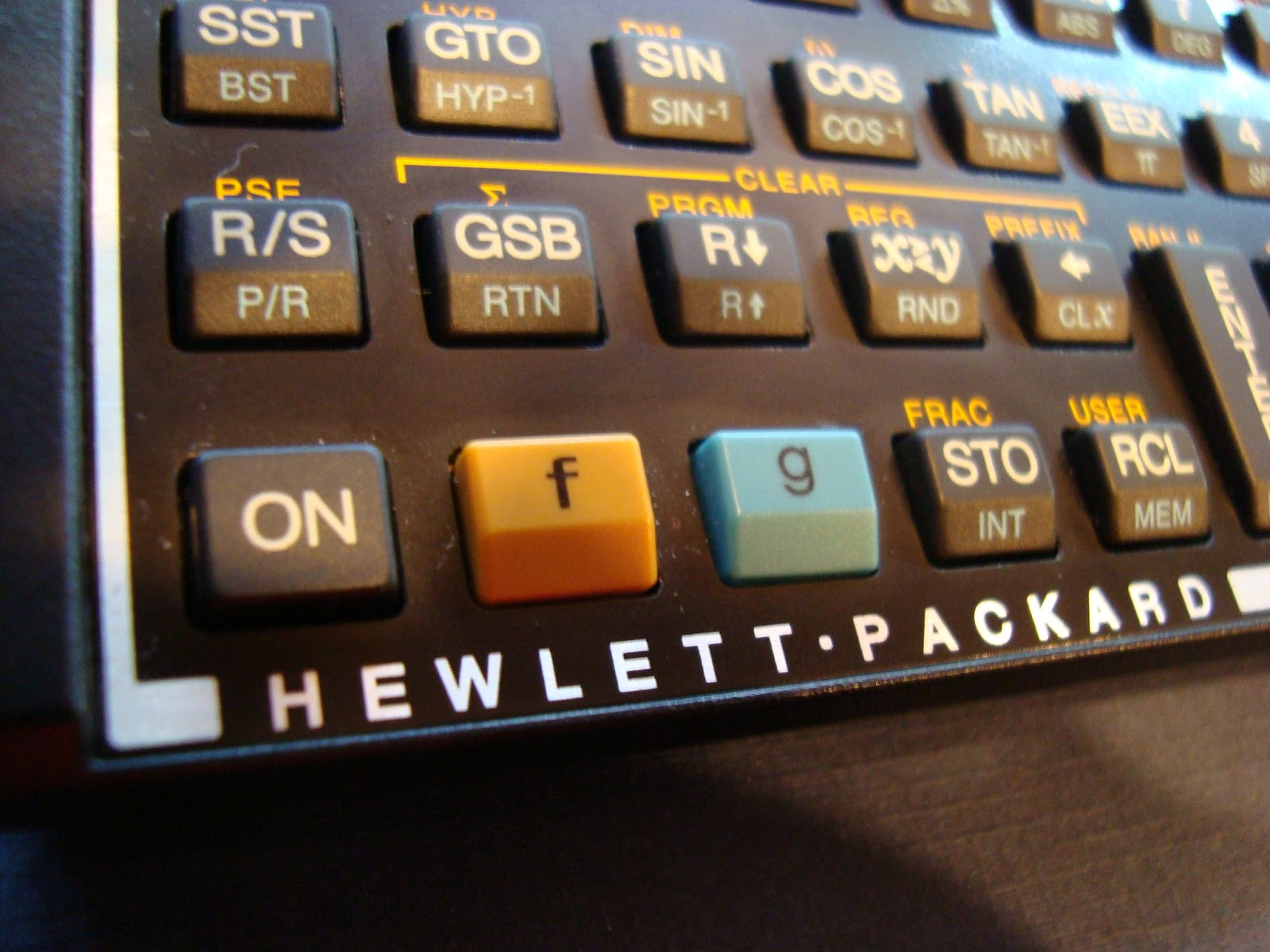 coolstuff4819 : HP 15C Limited Edition RPN Programmable