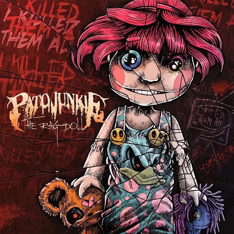 Resultado de imagem para panto junkie the ragg doll capa