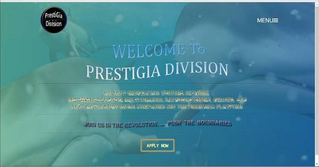 شركة prestigia division ، أستعد لتلقي سيل من الأرباح !