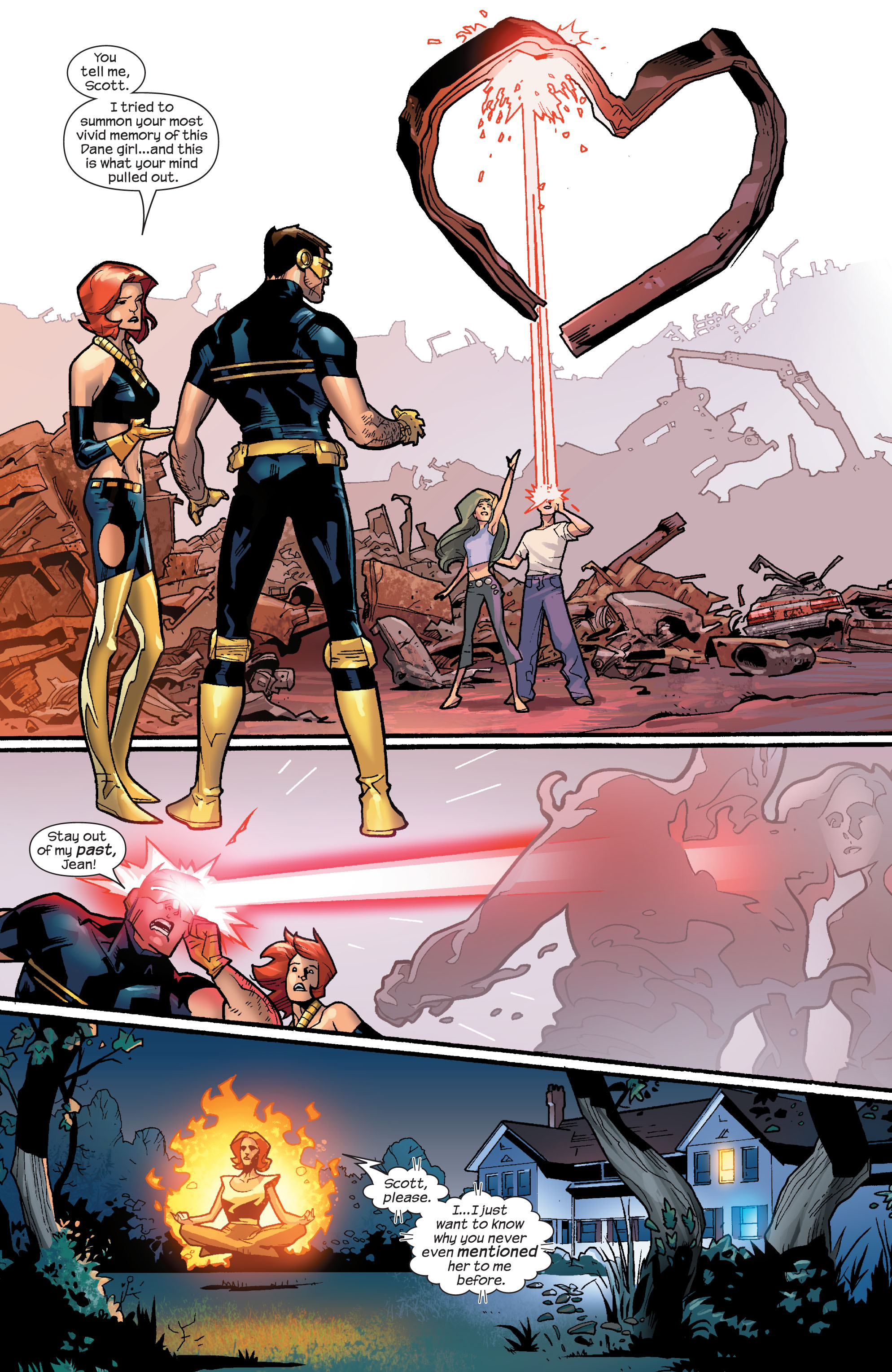 Read online Ultimate X-Men comic -  Issue #63 - 3