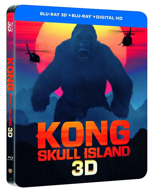 Kong Skull Island Titres