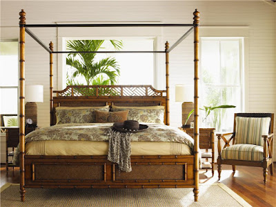 Island Estate West Indies Canopy Bed by Tommy Bahama