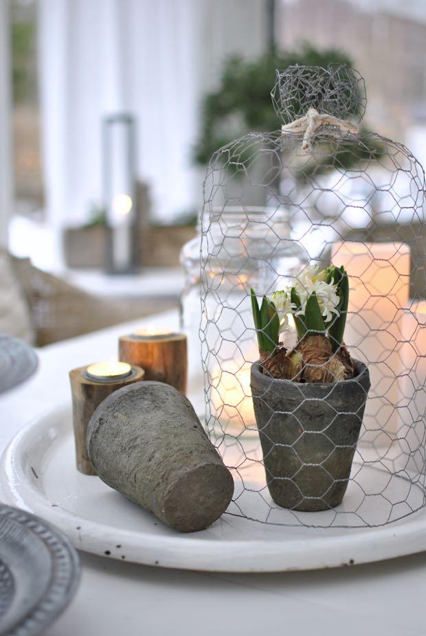 hannashantverk.blogspot.se uterum hönsnätskupa hyacint vår