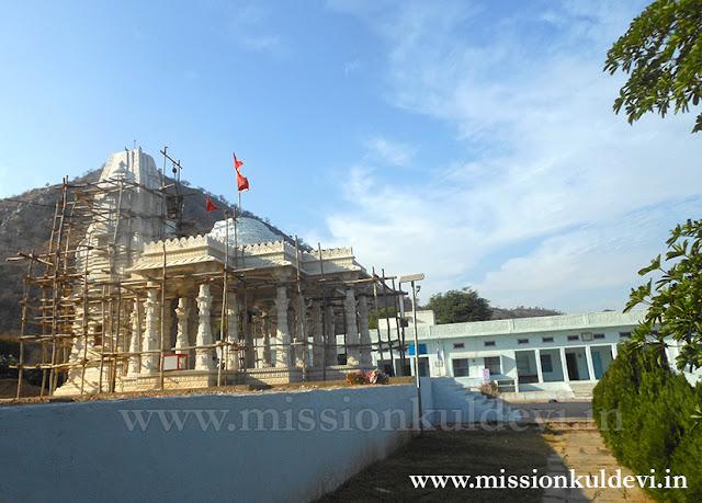 Kelpuj Mata Temple Kinsariya (Nagaur)