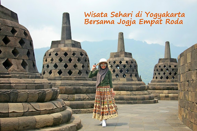 Wisata Sehari di Yogyakarta, Berkunjung ke Candi Borobudur Hingga Kulineran Serba Jamur