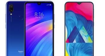 Xiaomi Redmi 7 vs Samsung Galaxy M10: Price, specs and features compared