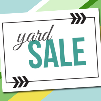 picture about Printable Garage Sale Signs identified as Absolutely free PRINTABLES: Garage Sale Indications Price tag Tags Craigslist
