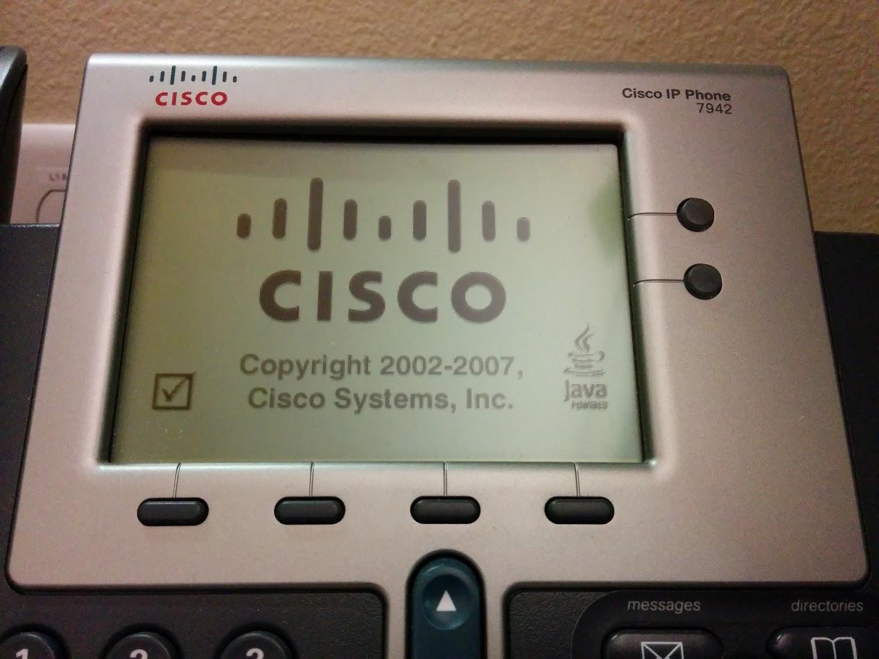 Redistribute Static Notes: Cisco SIP IP Phone On Avaya