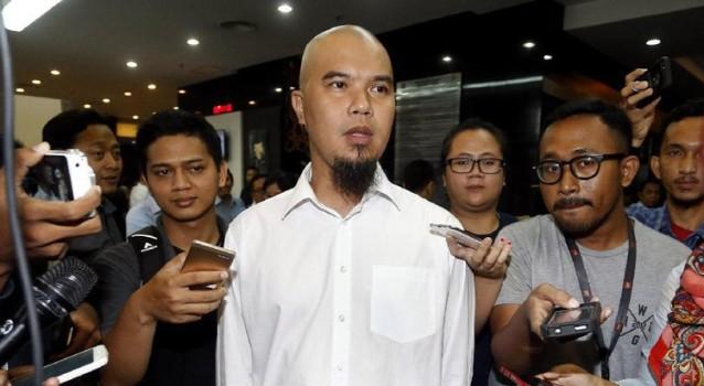 Kemarin Ditangkap Polisi, Sekarang Ahmad Dhani Dipecat dari Lesbumi NU