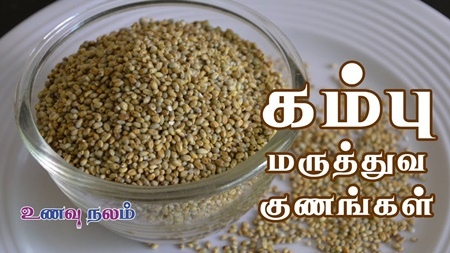What are the Benefits of Kambu in Tamil | Is Kambu Good for Diabetics