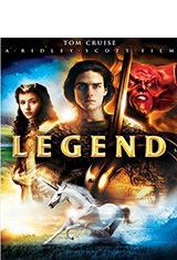 Legend (1985) BDRip m720p Español Castellano AC3 5.1 / ingles AC3 5.1
