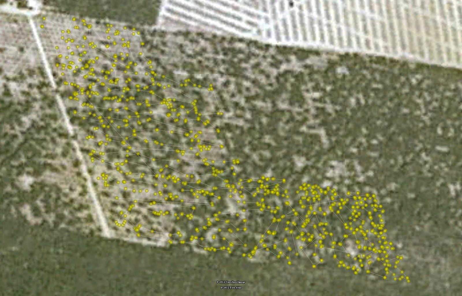 devWorks: เก็บตัวอย่างภาคพื้นดินด้วย GPS Surveyor