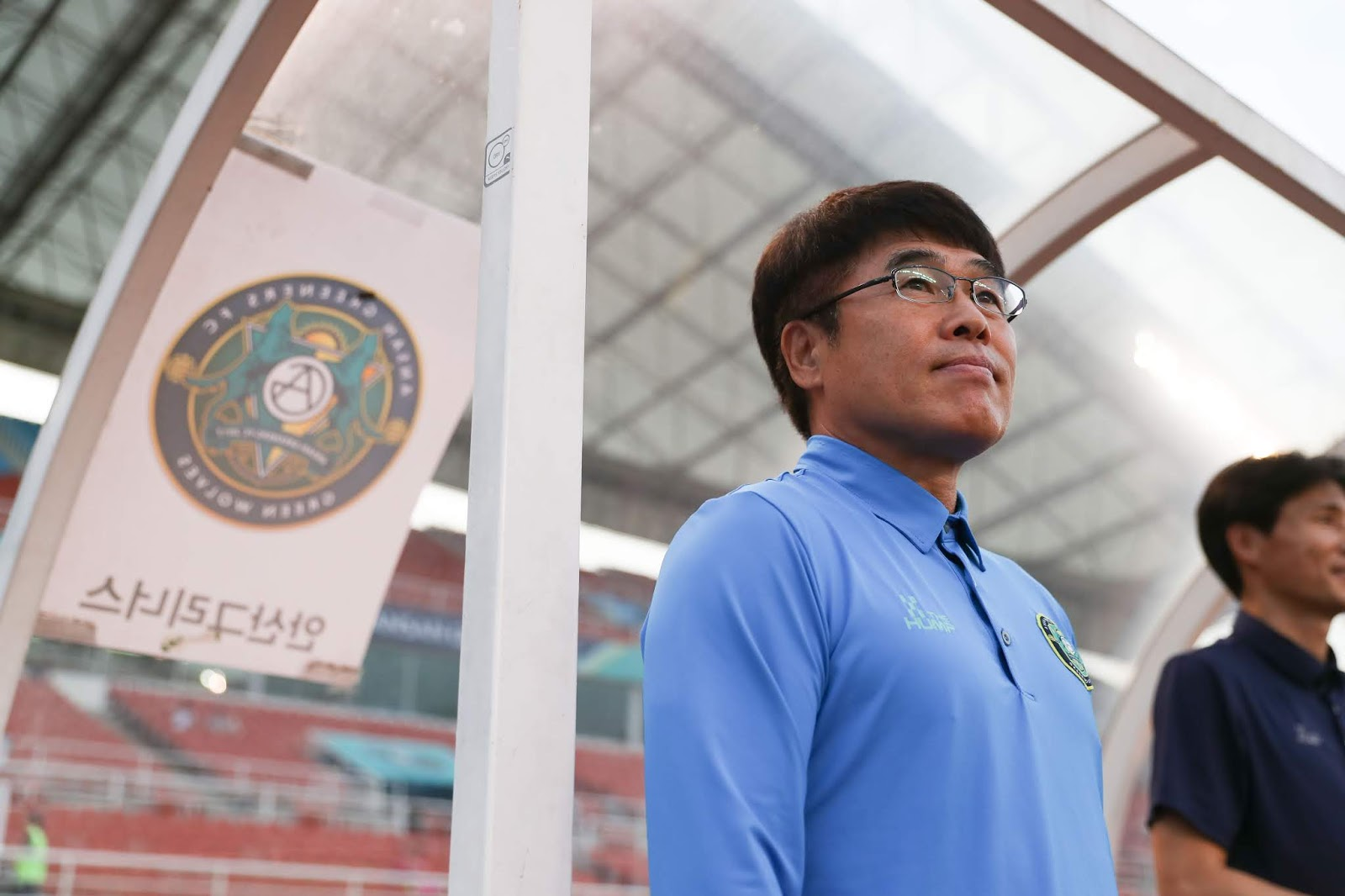 Lee Heungsil resignation Ansan Greeners K League 2