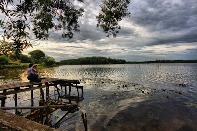 Danau Buatan Lembah Sari Pekanbaru