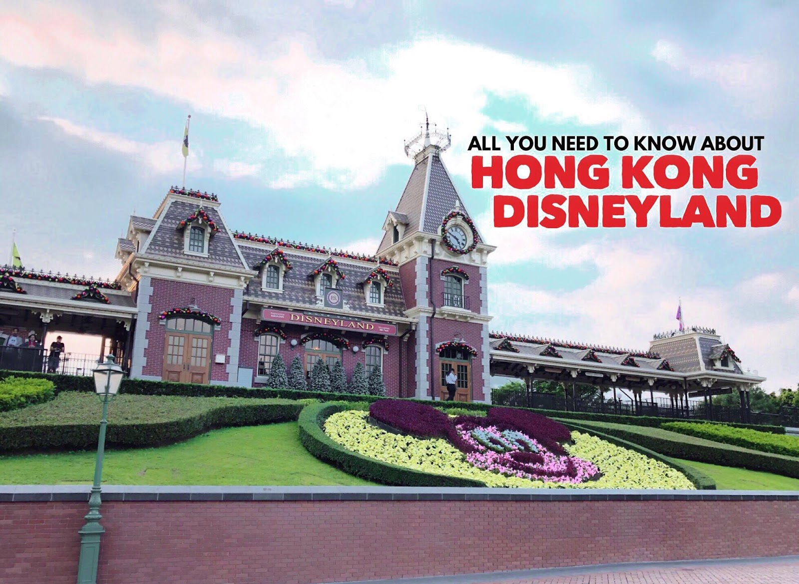 HONG KONG DISNEYLAND Cheap Tickets & Travel Guide Blog 2020 with ...