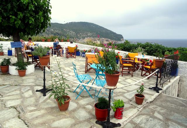 Thalasso Bar Cafe in Skopelos
