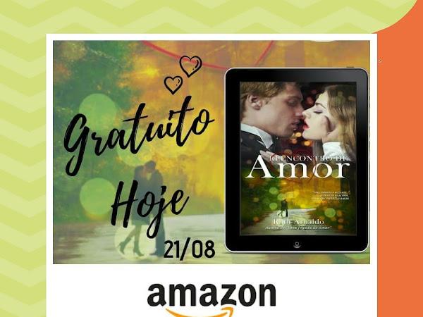Livro Gratuito Hoje 21/08: Reencontro de Amor