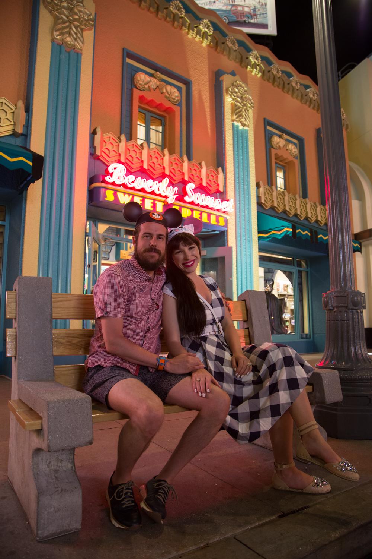 Couples Adventures at Hollywood Studios Walt Disney World