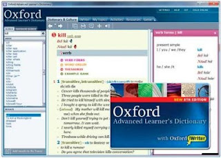How to Download Oxford Advanced Learners Dictionary with iWriter
