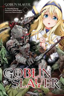 Ver online descargar Goblin Slayer Manga Español