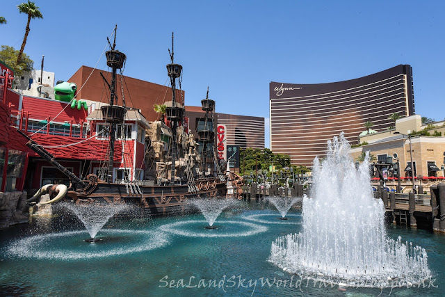 Las Vegas, Treasure Island, 拉斯維加斯