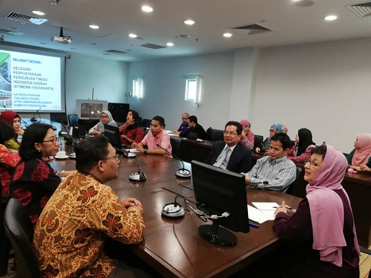 EMBEDDED LIBRARIANSHIP Malaysia, 25 - 27 September 2018
