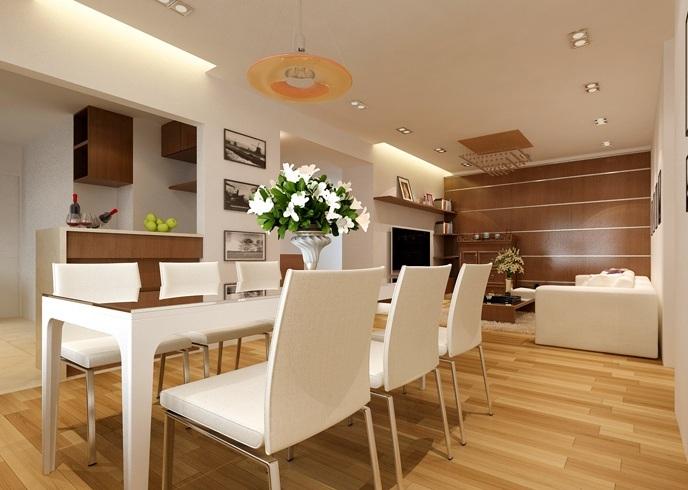 thiết kế căn hộ thanh xuân complex
