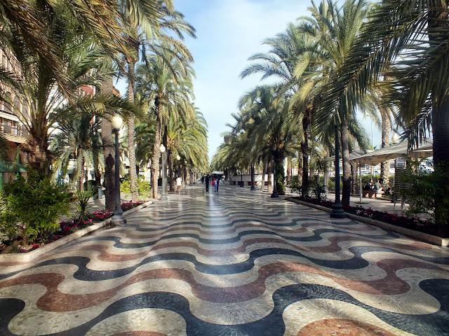 rambla de Alicante