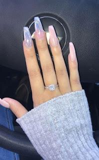 as melhores unhas de gel