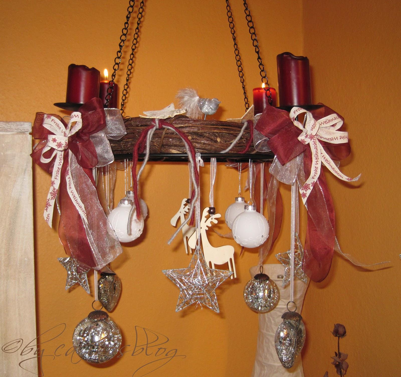 Weihnachtsdeko Rinde.Calino S Bären Calino S Blog Weihnachtsdeko