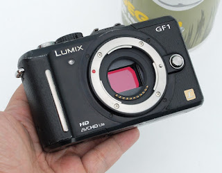 Test Sample Gambar dan Video Panasonic Lumix GF1