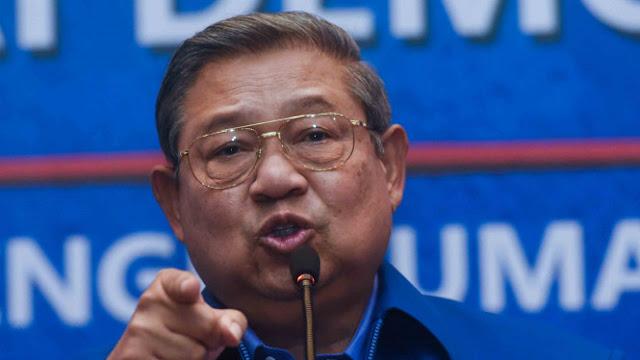 SBY: Keluarga dan Sahabat Tidak Tega kalau Saya Dibully Habis