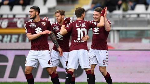 Torino vs Frosinone
