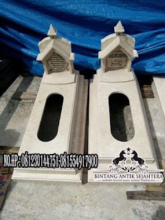 Kijing Batu Pualam Tulungagung, Makam Marmer Murah
