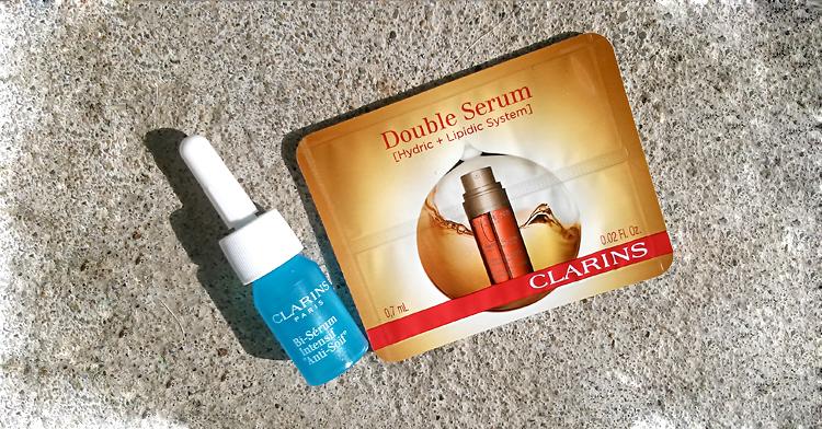 Clarins Double Serum, bi-serum