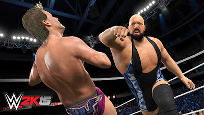 WWE 2K15 Free Download For PC