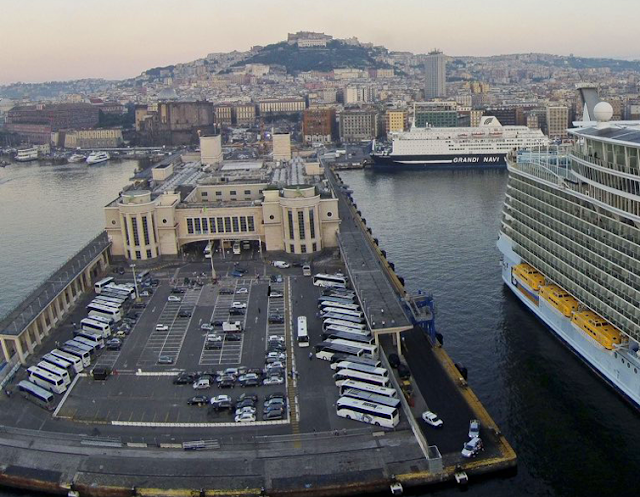 Viabilità nel porto di Napoli: varate le misure per migliorarla