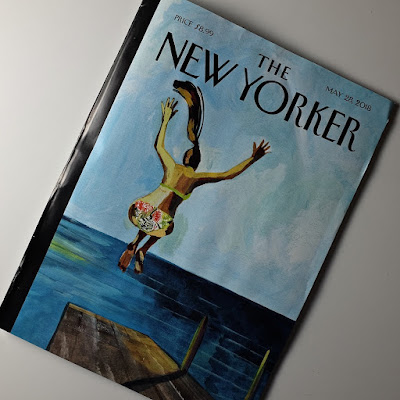 The New Yorker: photo by Cliff Hutson