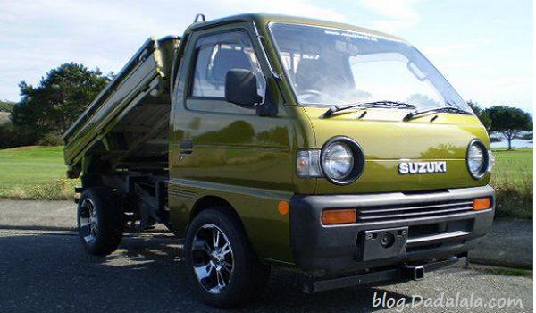 modifikasi mobil isuzu pick up