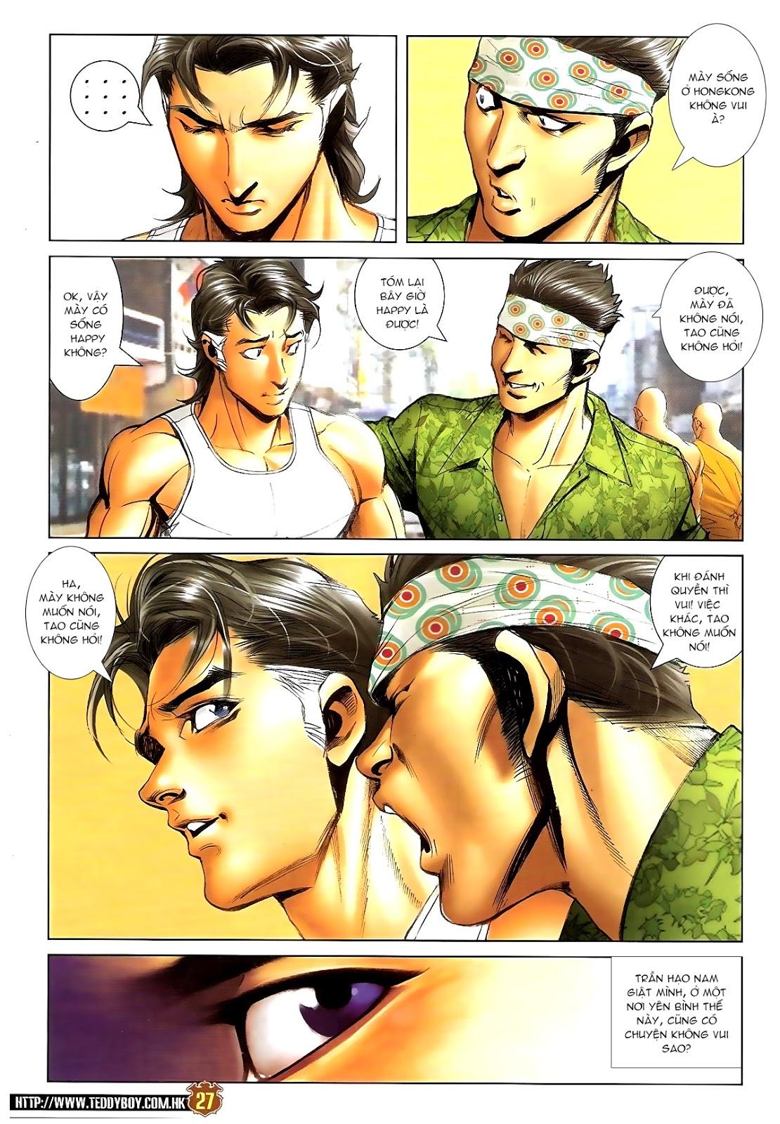 Người Trong Giang Hồ - Chapter 1391: Truyền kỳ nửa đời sau - Pic 25