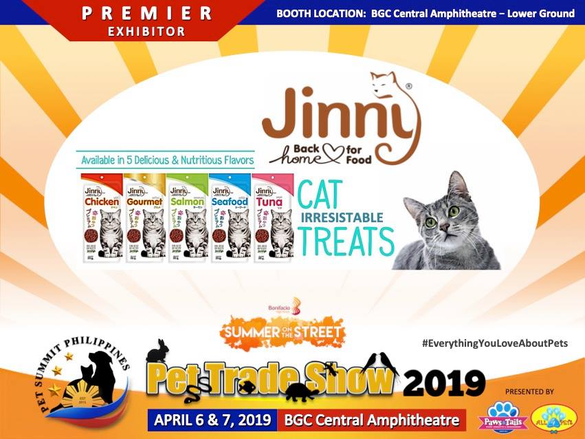 On the Spotlight!: The happiest Trade Show specially for Pets and